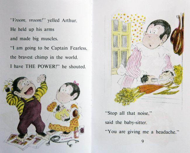 美国进口 汪培珽第四阶段  I Can Read  亚瑟系列 Arthur's 6册【平装】-图片介绍3