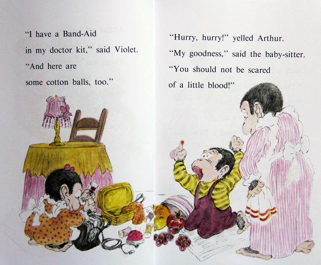 美国进口 汪培珽第四阶段  I Can Read  亚瑟系列 Arthur's 6册【平装】-图片介绍4