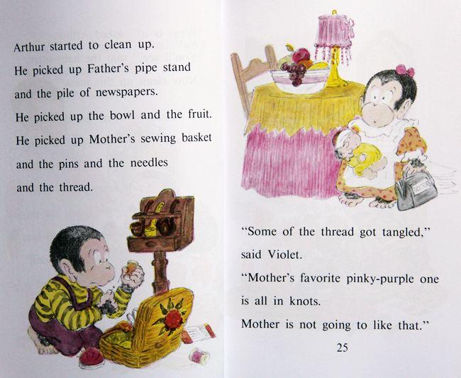 美国进口 汪培珽第四阶段  I Can Read  亚瑟系列 Arthur's 6册【平装】-图片介绍5