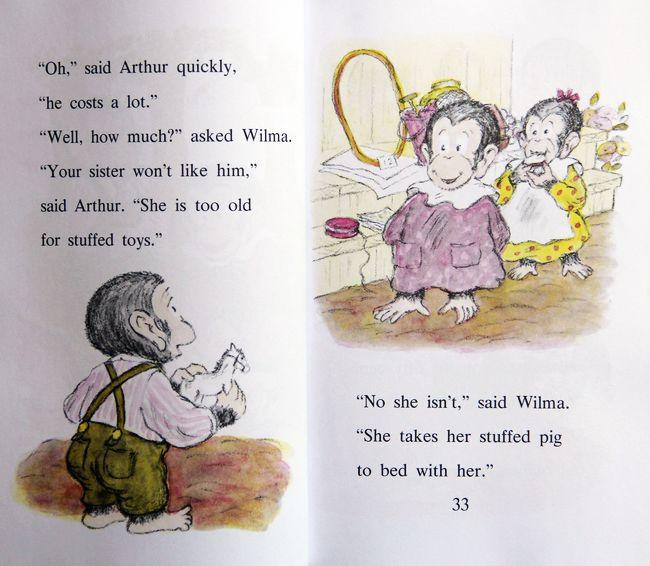 美国进口 汪培珽第四阶段  I Can Read  亚瑟系列 Arthur's 6册【平装】-图片介绍9