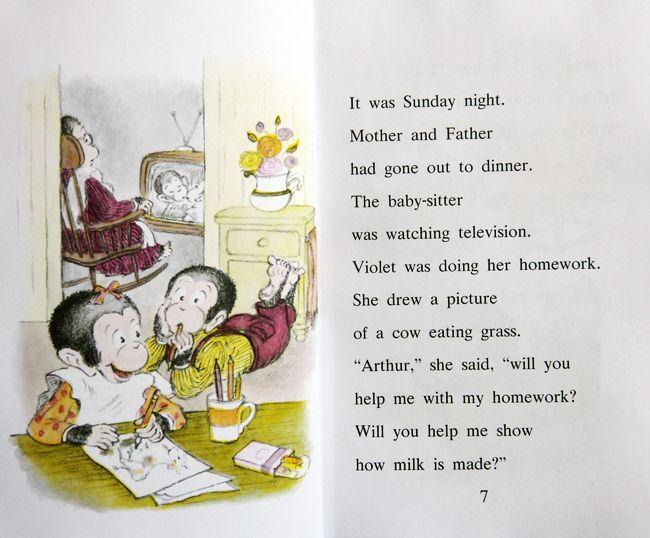 美国进口 汪培珽第四阶段  I Can Read  亚瑟系列 Arthur's 6册【平装】-图片介绍11