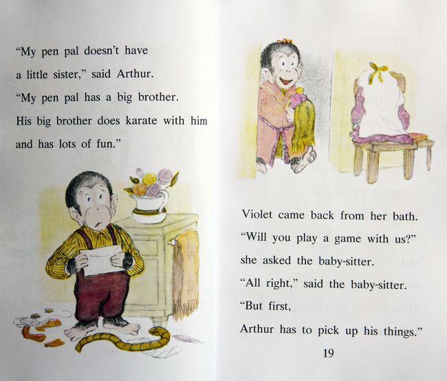 美国进口 汪培珽第四阶段  I Can Read  亚瑟系列 Arthur's 6册【平装】-图片介绍12