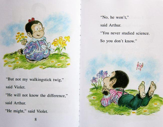 美国进口 汪培珽第四阶段  I Can Read  亚瑟系列 Arthur's 6册【平装】-图片介绍15