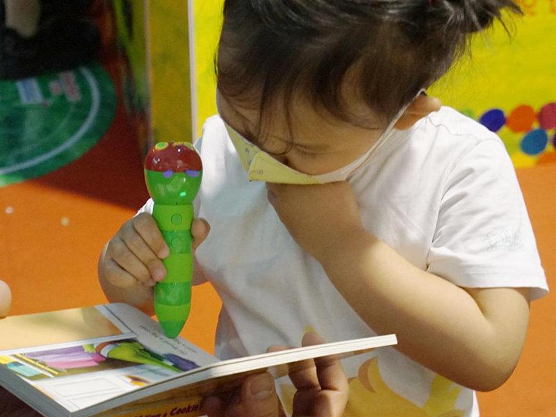 携全新中文点读童书,小彼恩参展第34届北京图书订货会